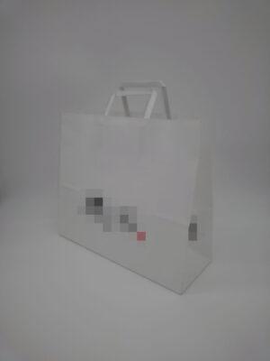 巻取平紐自動手提袋