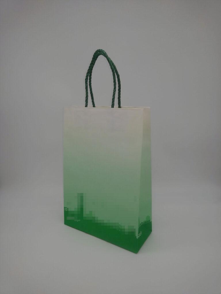 ネオティシュOFJ手提袋